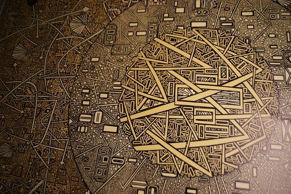 Работа  Savva участника выставки  Savva & Малютин в Арт-студии Декор Депо