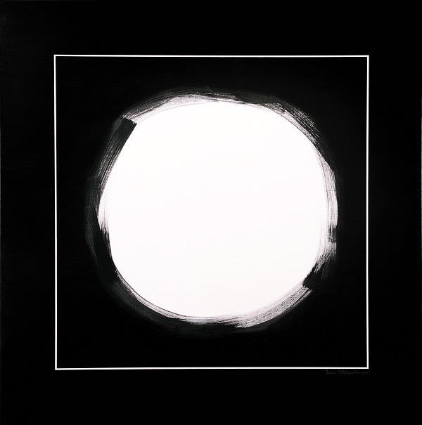 """Омар Чхаидзе """"Выход в свет"""" 2013 г.  100х100"""