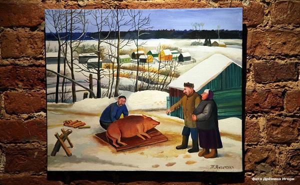 Галерея ЮВС, Картина Татьяны Назаренко
