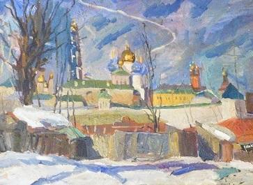 Художник  И. Утенков