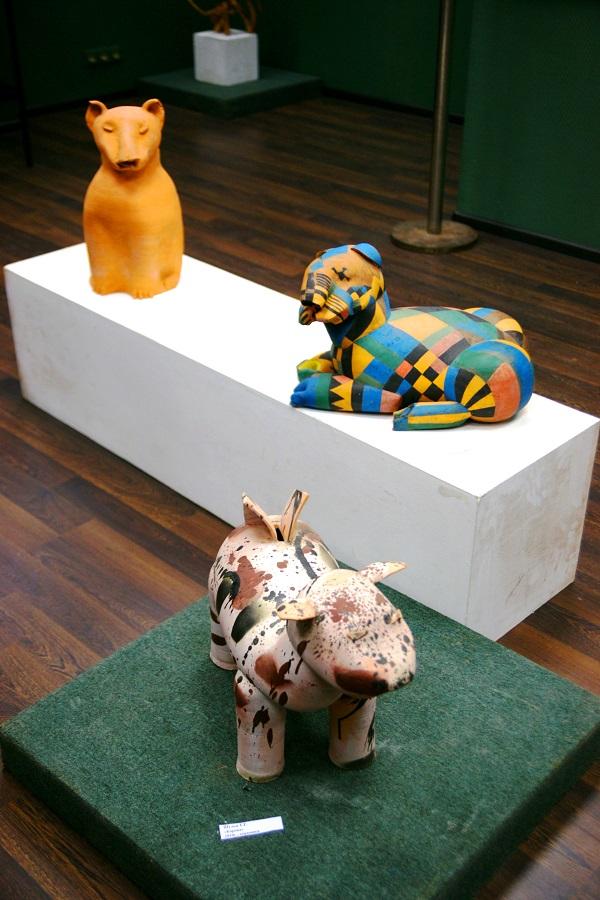 Скульптура  Татьяны Шульц
