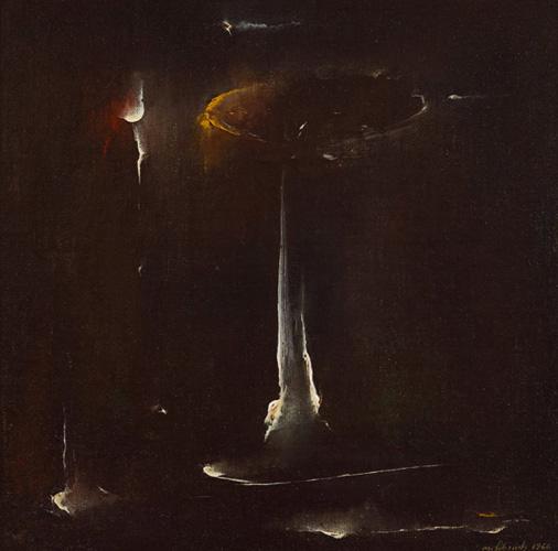 """Омар Чхаидзе """"Вознесение"""" 1966 г."""