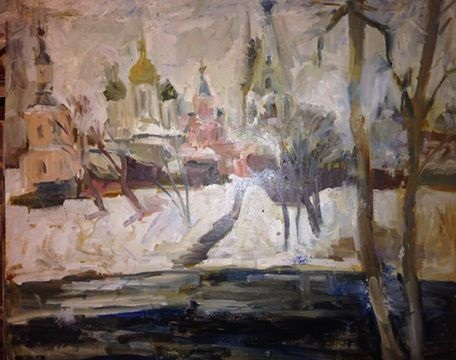 Художник Юлия Барденкова