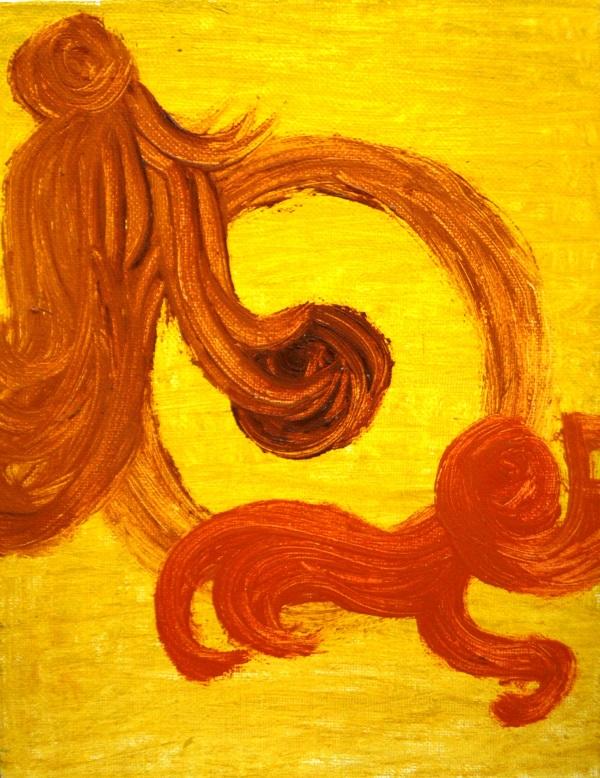 Картина  Анны Медалье