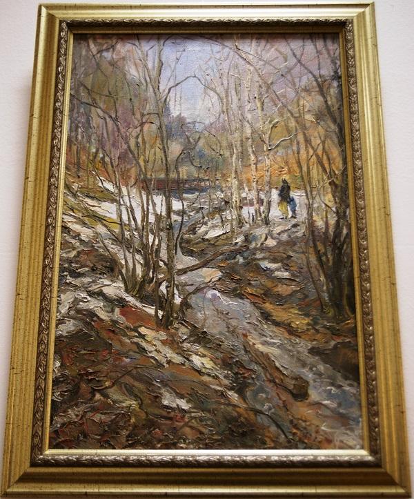 Картина Жанны Саморуковой