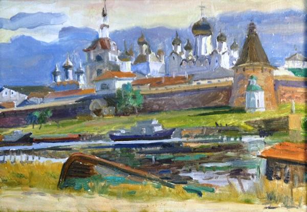 Картина  Ивана Утенкина