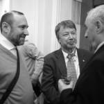 Александр Рябичев, Валерий Малолетков в Академии художеств