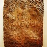 Валерий Малолетков,  Бенгальский залив 1984-1985 гг..керамика роспись