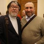 Дмитрий Санджиев и Александр Рябичев