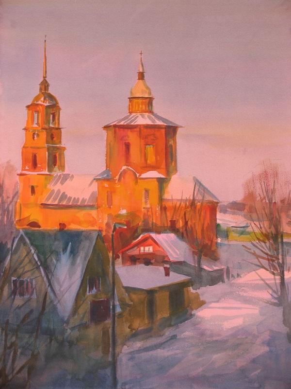 записки о художниках АРТ-РЕЛИЗ.РФ, Станислав Ломов........