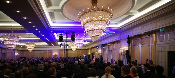 Ball Hall  Ritz Carlton Hotel, Moscow 26 января 2015 г. День Республики Индия