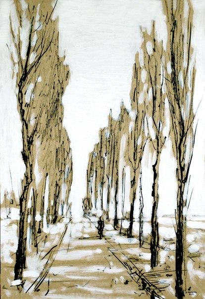 Константин-Малютин..... Дерево