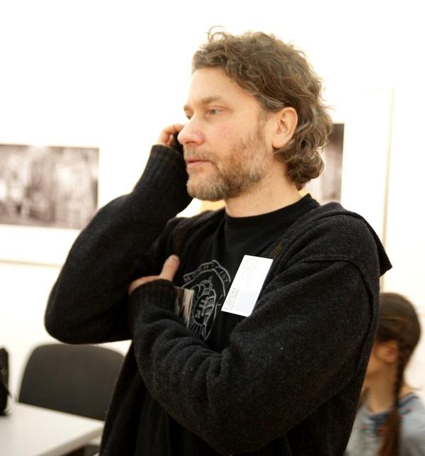 АРТ-РЕЛИЗ.РФ, Валерий Близнюк на своей выставке Образ жизни (фото 2)