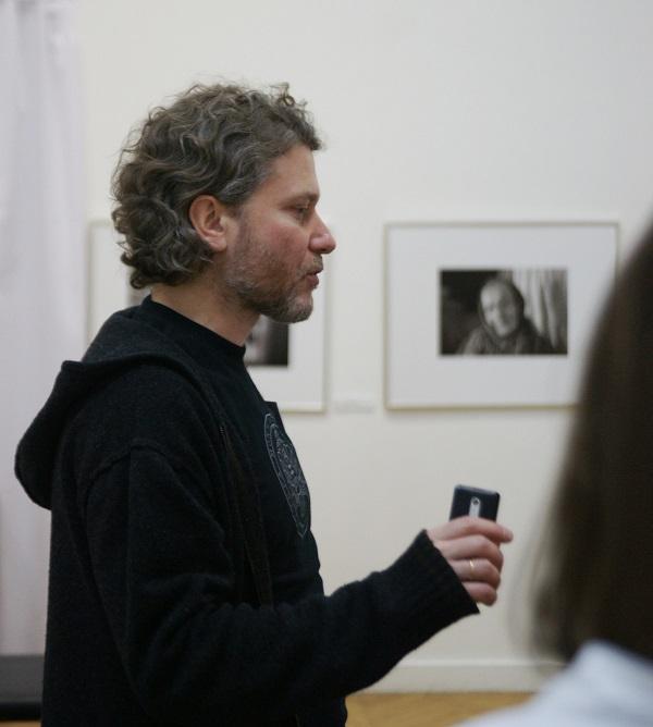 АРТ-РЕЛИЗ.РФ, Валерий Близнюк на своей выставке Образ жизни (фото 4)