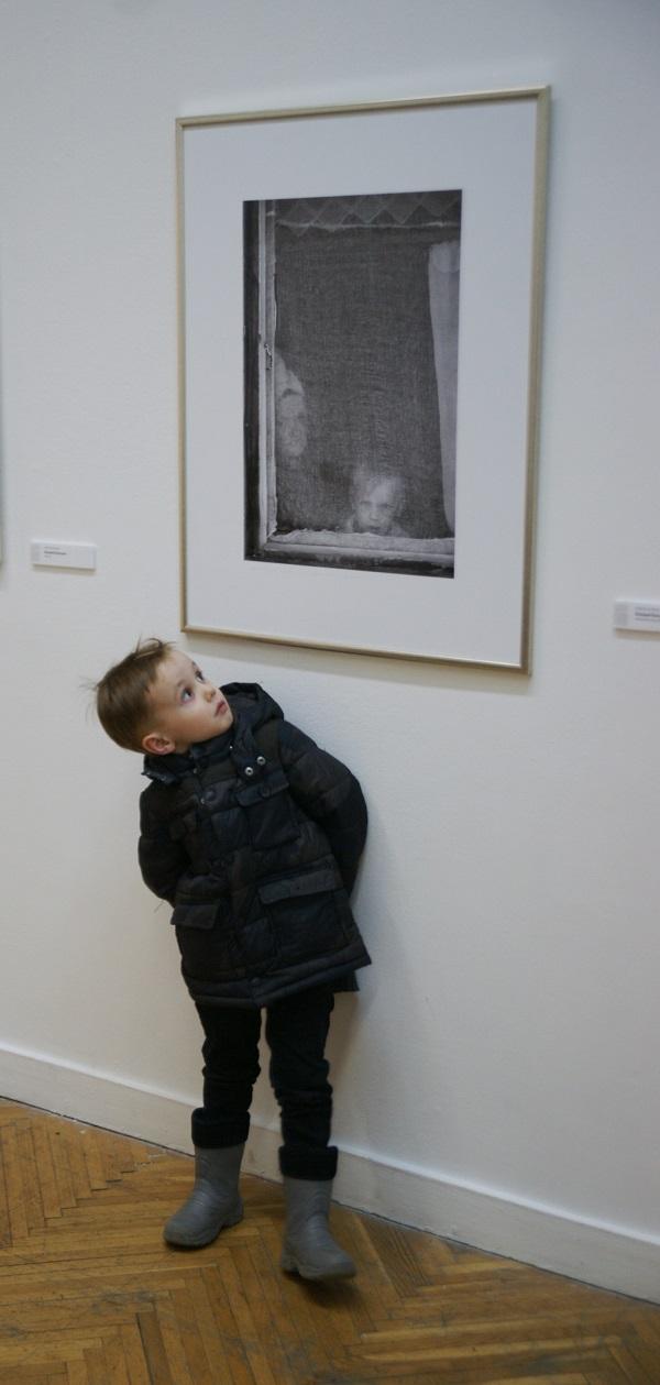 """На выставке фотографий Валерия Близнюка Проект """"Образ жизни"""" Салон ЦДХ 2015"""