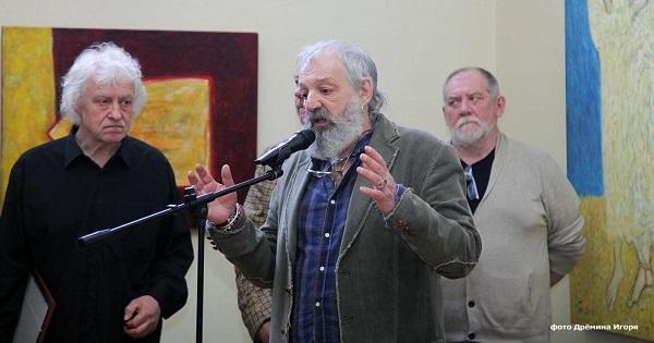 Александр Цигаль  скульптор член Российской Академии художеств