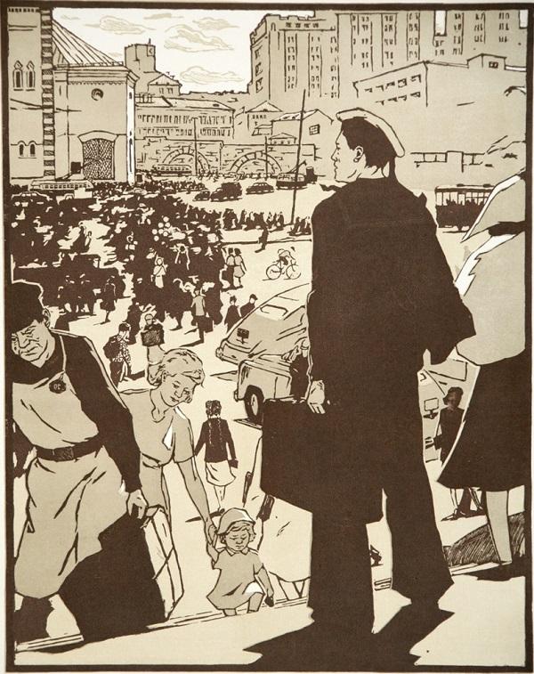 В.С. Мухин В рамках Годов дружественных молодежных обменов между Россией и Китаем представляют совместный российско-китайский выставочный проект,  посвященный 70-летию Победы в Великой Отечественной Войне  и Войне Сопротивления японским захватчикам в Китае