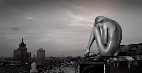 Фотограф  Роман Кадария