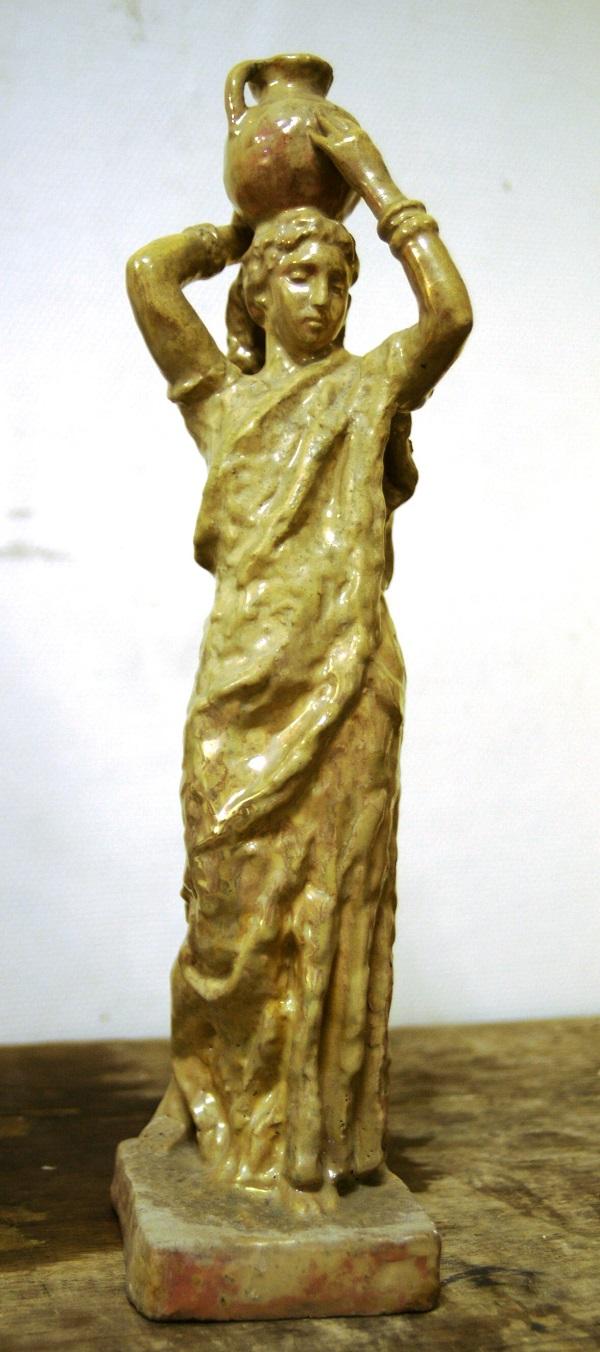 записки о художниках АРТ-РЕЛИЗ.РФ, Ираида Маркелова скульптура в ее мастерской.