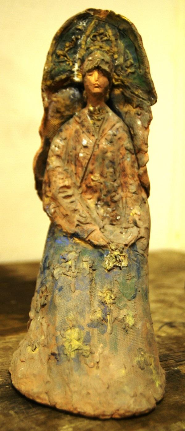 Ираида Маркелова скульптура, керамика