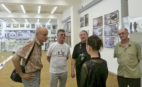 Выставка Летний Экспромт, Выставка Летний Экспромт, МАРХИ фото 7 для АРТ-РЕЛИЗ.РФ