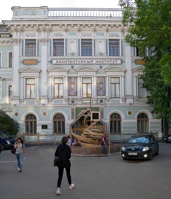 Выставка Летний Экспромт, фото Сергей Погорелый, МАРХИ