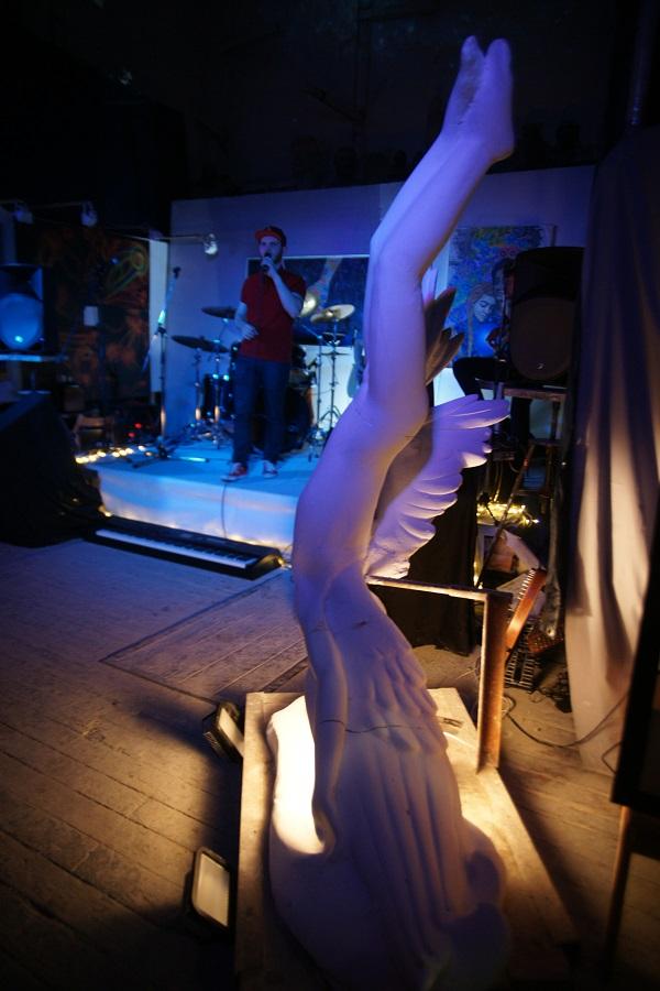 Дмитрий Рябичев Скульптору великому посвящается, Вторая волна (фото 2)
