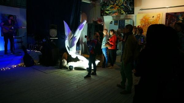 Дмитрий Рябичев Скульптору великому посвящается, Юрьева ночь (фото 22)