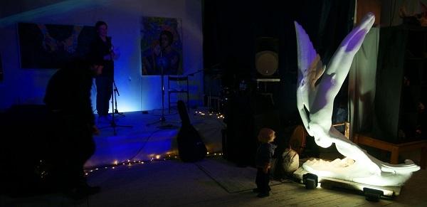 Дмитрий Рябичев Скульптору великому посвящается,  Юрьева ночь (фото 26)