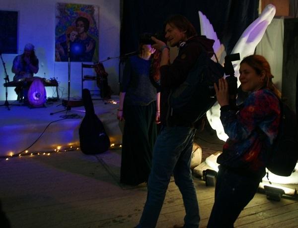 Дмитрий Рябичев Скульптору великому посвящается, Юрьева ночь (фото 31)