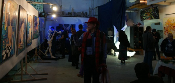 Дмитрий Рябичев Скульптору великому посвящается, Юрьева ночь (фото 33)
