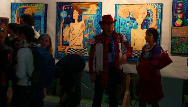 Дмитрий Рябичев Скульптору великому посвящается, Юрьева ночь (фото 7)