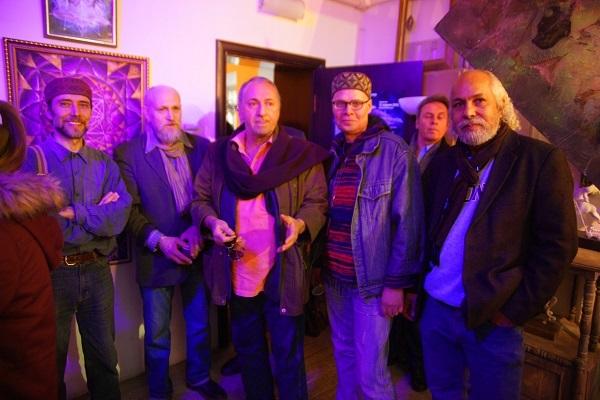 Дмитрий Рябичев Скульптору великому посвящается, выставка в Творческая Мастерская Рябичевых