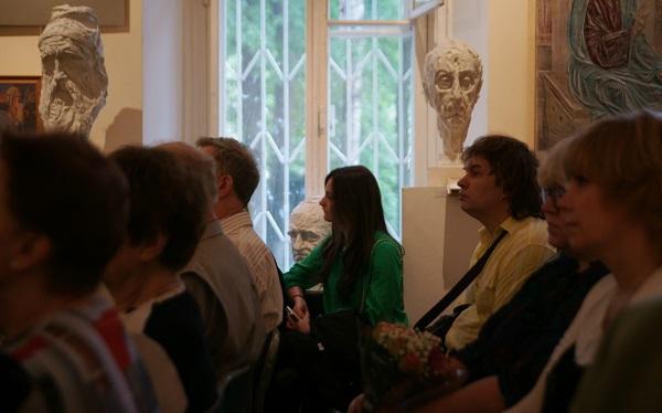 Концерт в МСХ на Старосадском, д.5 31 мая 2015 года