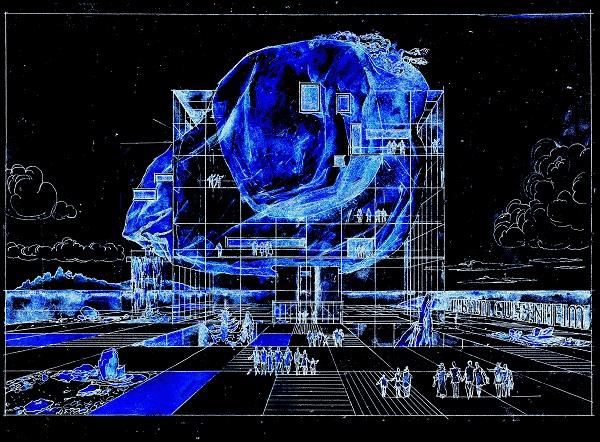 Виктор Орловский Музей Гуггенхайм в Хельсинки проект  конкурс, 2015