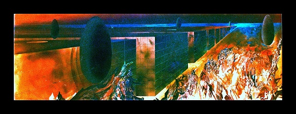 "Виктор Орловский ""Перспектива Дали. Инверсия"" ""Космопластицизм"""