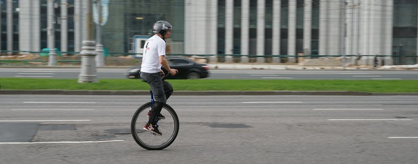 Пятый Московский велопарад, Велосипедисты (фото 16)