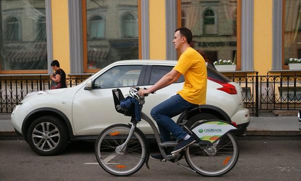 Пятый Московский велопарад, Велосипедисты (фото 18)