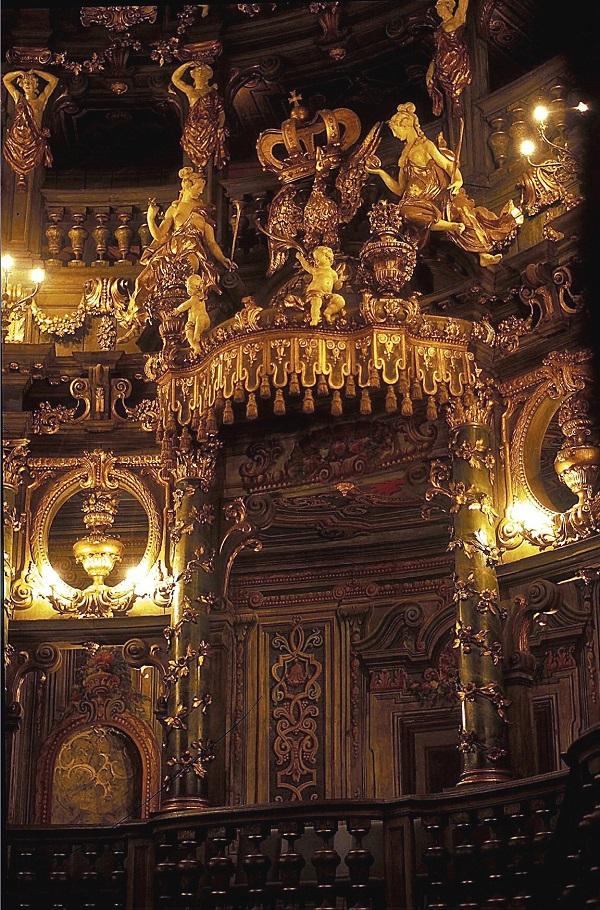 Маркграфский оперный театр в Байройте 8.