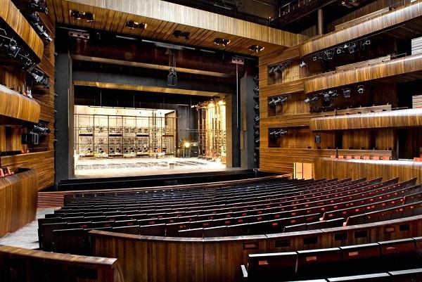 Оперный театр в Осло 2.