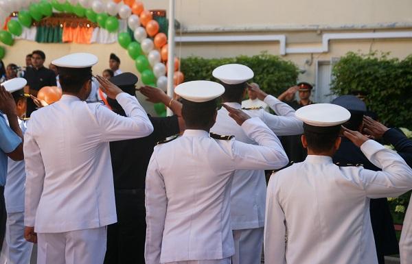 Посольство Индии в Москве, День Независимости Индии (фото 17)