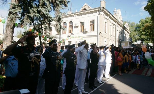 Посольство Индии в Москве, День Независимости Индии (фото 19)