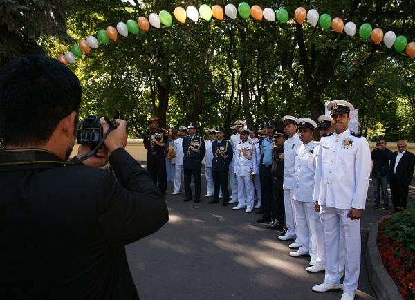 Посольство Индии в Москве, День Независимости Индии (фото 23)