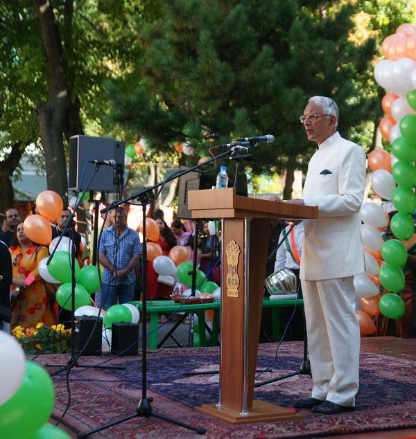 Господин Пунди Шринивасан Рагхаван Чрезвычайный и Полномочный Посол Республики Индия в Российской Федерации