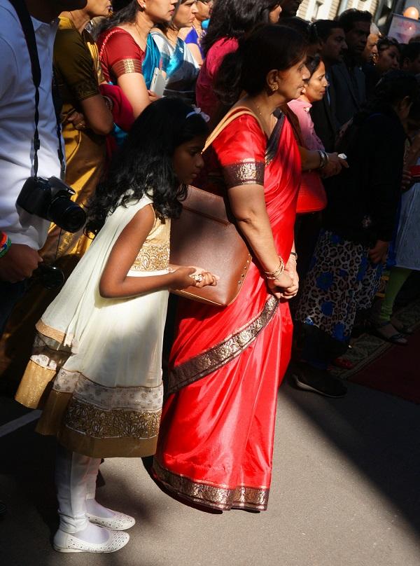 Посольство Индии в Москве, День Независимости Индии (фото 31)
