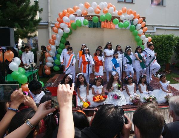 Посольство Индии в Москве, День Независимости Индии (фото 37)