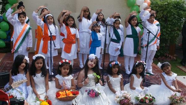 Посольство Индии в Москве, День Независимости Индии (фото 39)