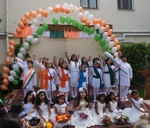 Посольство Индии в Москве, День Независимости Индии (фото 40)
