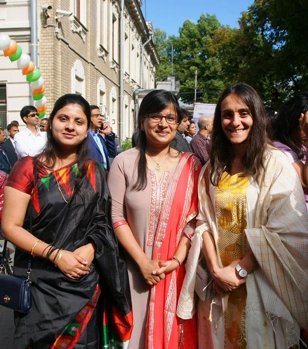 Посольство Индии в Москве, День Независимости Индии (фото 42)