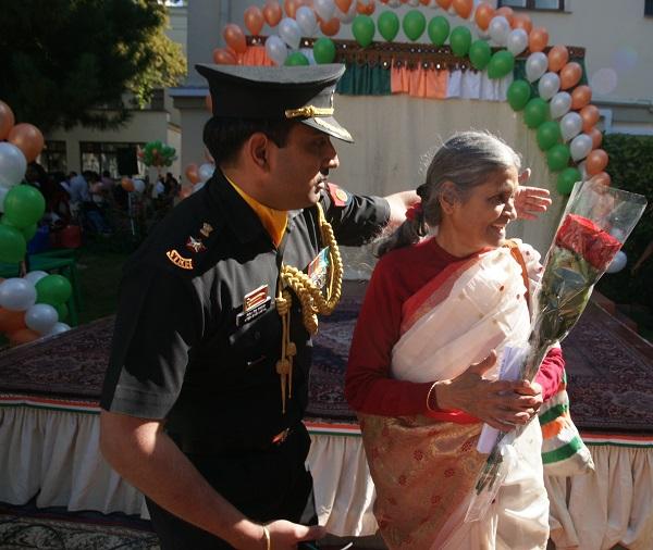 Посольство Индии в Москве, День Независимости Индии (фото 56)
